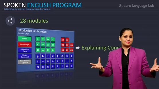 english spoken program